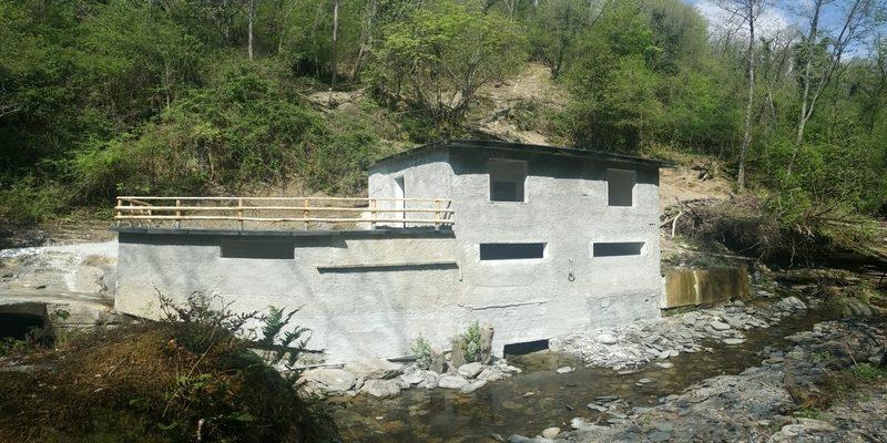 Centrale idroelettrica Moconesi