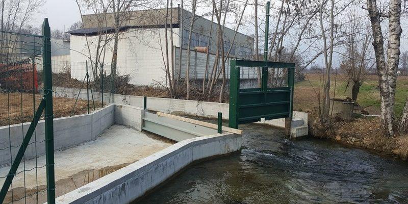 Centrale idroelettrica Favria