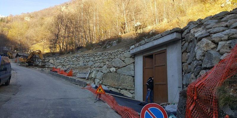 Centrale idroelettrica Quincinetto